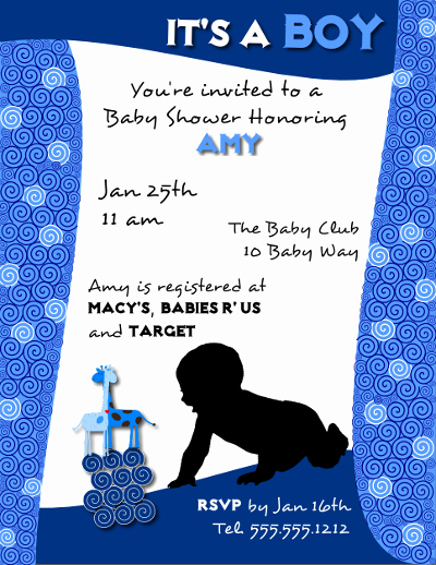 Baby Shower Flyer Template Best Of 301 Moved Permanently