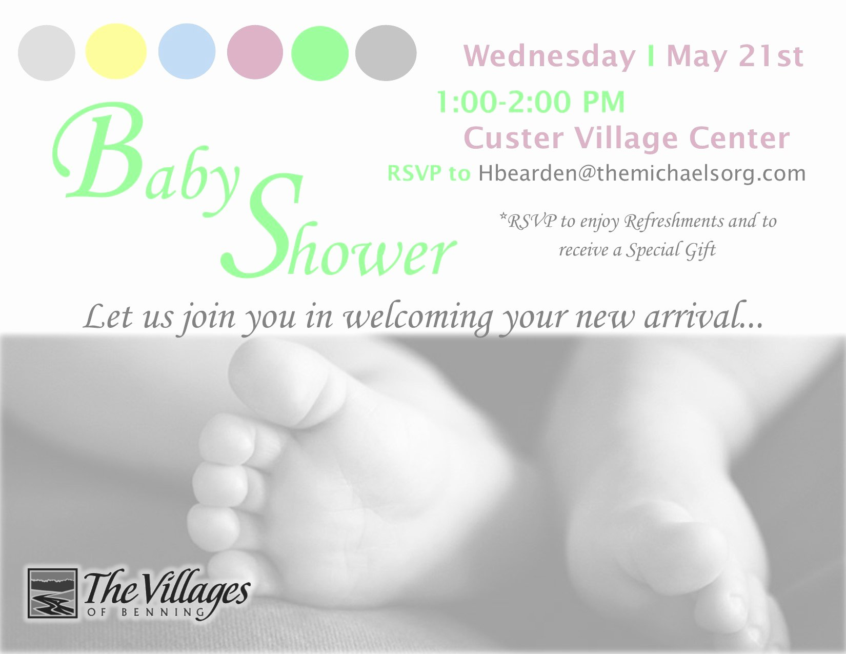 Baby Shower Flyer Template Fresh Baby Shower Flyers