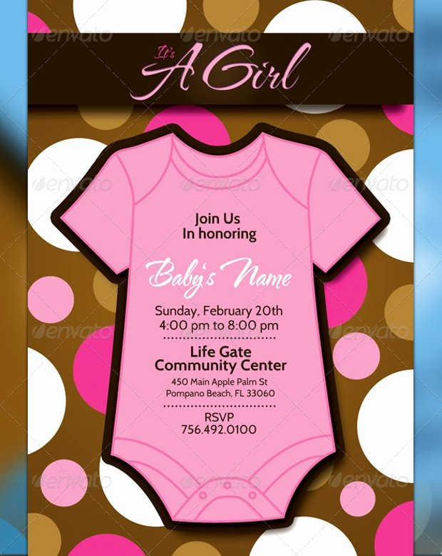 Baby Shower Flyer Template Lovely 16 Baby Shower Flyer Templates Printable Psd Ai