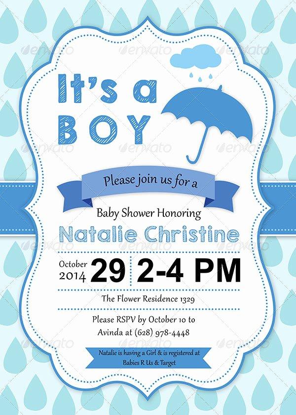 Baby Shower Menu Template Fresh Baby Shower Template Vol 2 by Avindaputri