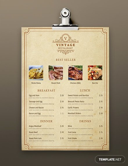 Baby Shower Menu Template Lovely Free Baby Shower Menu Template Download 143 Menus In Psd