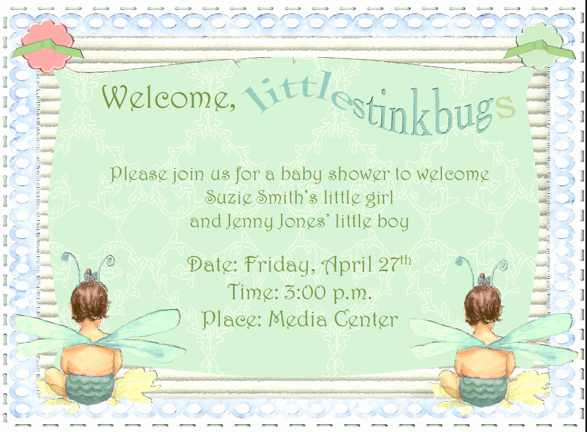 Baby Shower Programs Template Lovely Baby Shower Agenda Template Mughals