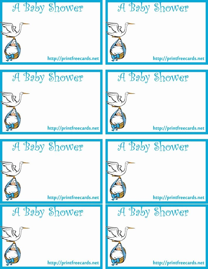 Baby Shower Tag Template Fresh Baby Shower Invitations Free Baby Shower Invites Free Baby
