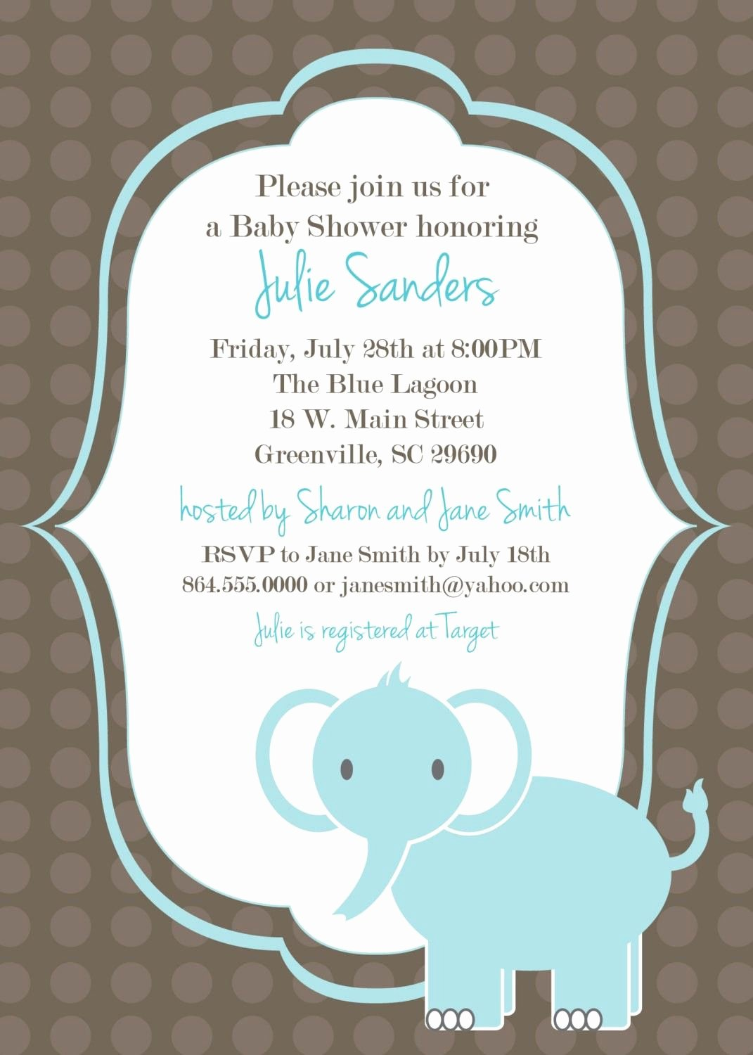 Baby Shower Tag Template New Free Printable Baby Shower Invitation Templates