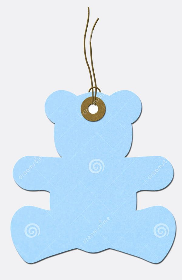 Baby Shower Tags Template Awesome 9 Baby Shower Gift Tags Psd Vector Eps