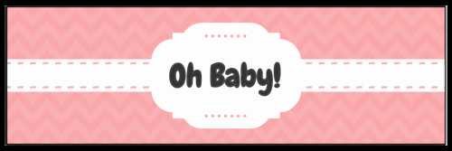 Baby Shower Tags Template New Chevron Baby Shower Water Bottle Labels Label Templates