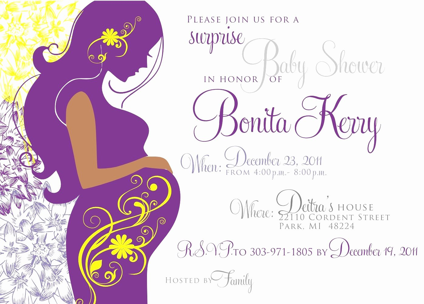 Baby Shower Template Word Beautiful Free Baby Shower Invitation Templates for Word Www