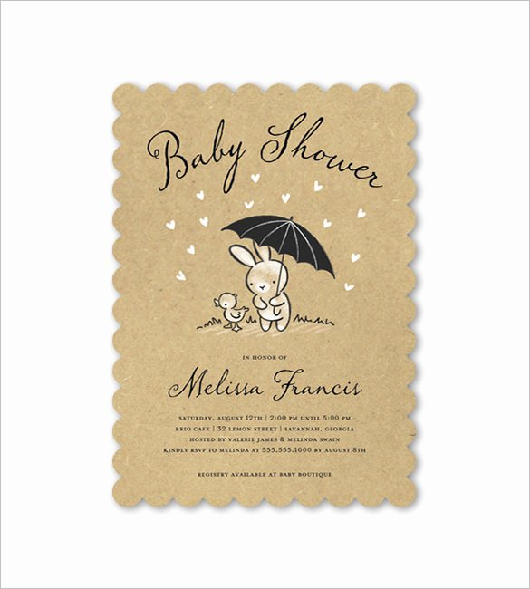 Baby Shower Template Word Luxury 35 Baby Shower Card Designs & Templates Word Pdf Psd