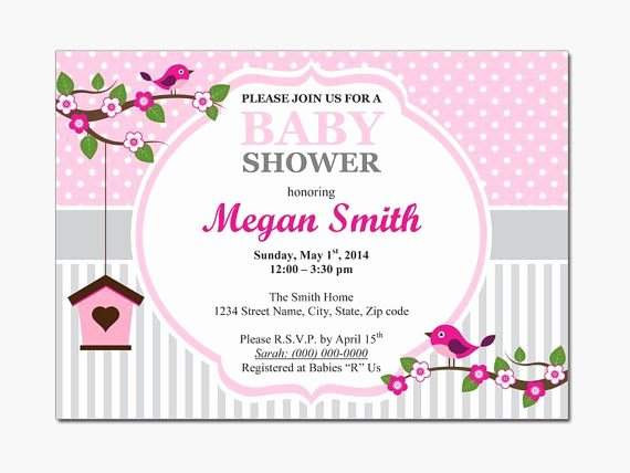 Baby Shower Template Word Luxury Free Free Baby Shower Invitations Templates for Word