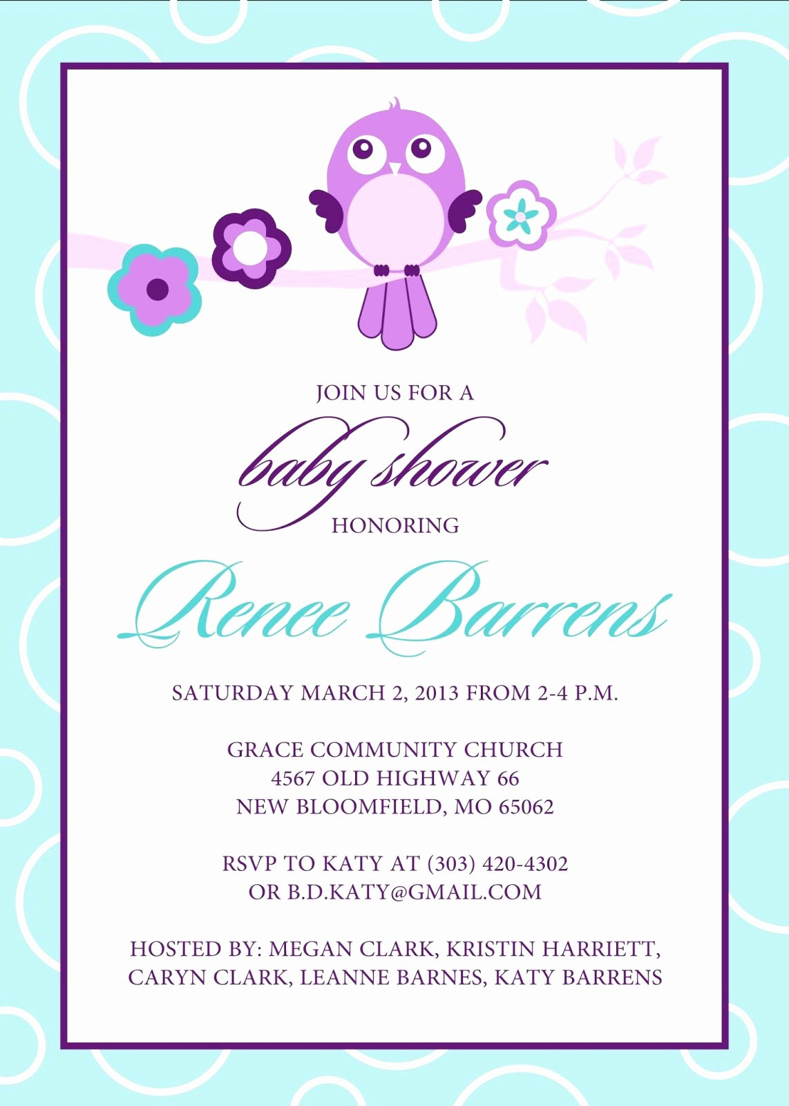 Baby Shower Template Word New Baby Shower Template Word Mughals