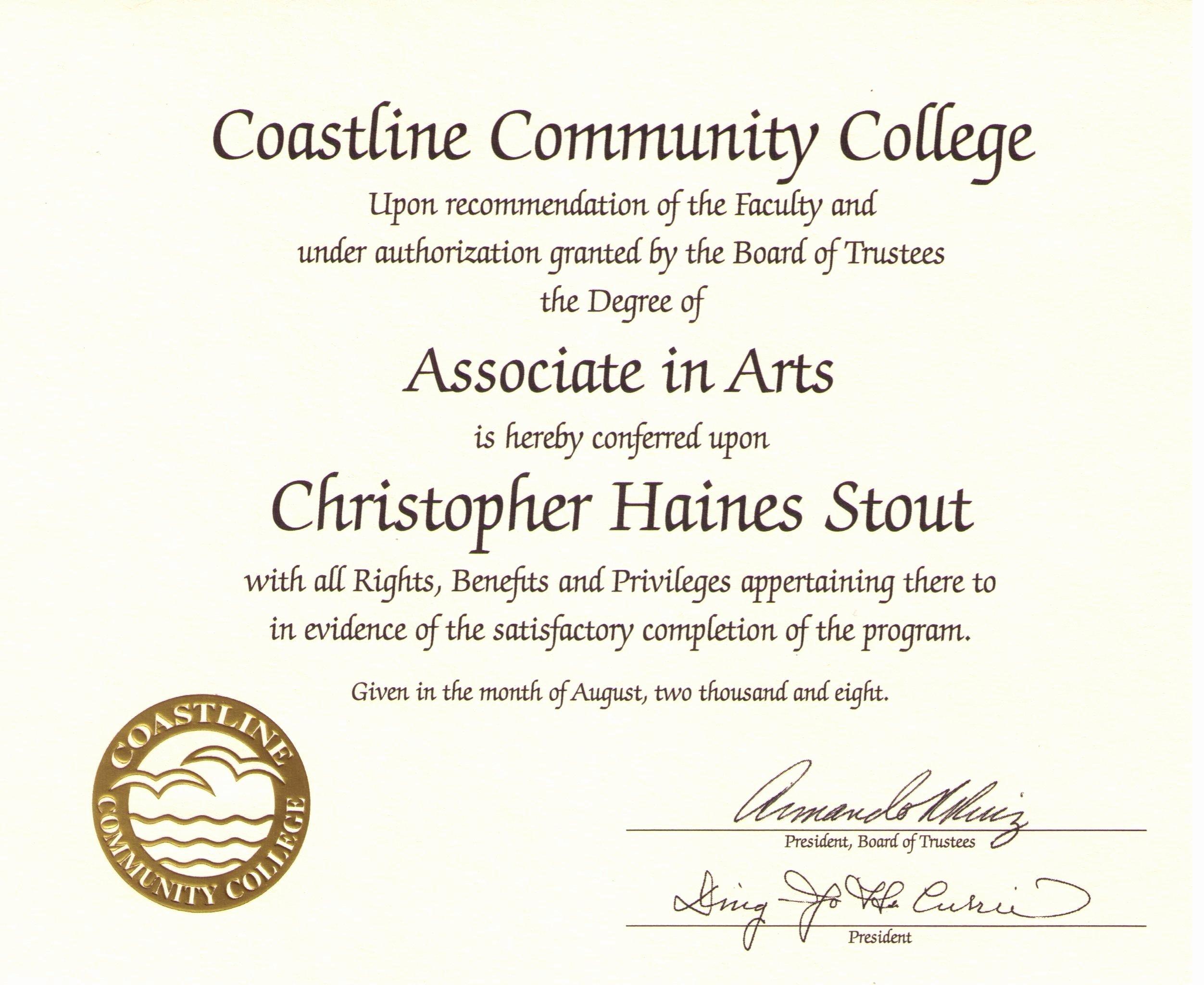 Bachelor Degree Template Free Beautiful Free Printable College Diploma