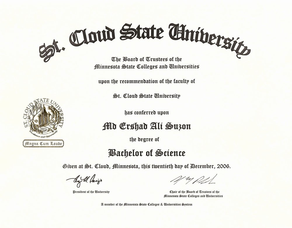 Bachelor Degree Template Free Luxury University Degree University Degree Certificate Template