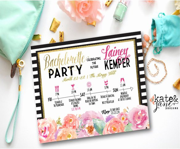 Bachelorette Itinerary Template Free Fresh Itinerary Template – 15 Free Word Excel Pdf Documents
