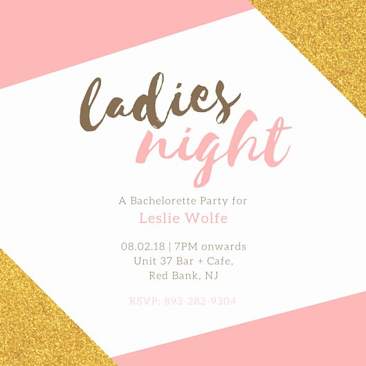 Bachelorette Party Invite Template Awesome Bachelorette Party Invitation Templates Canva