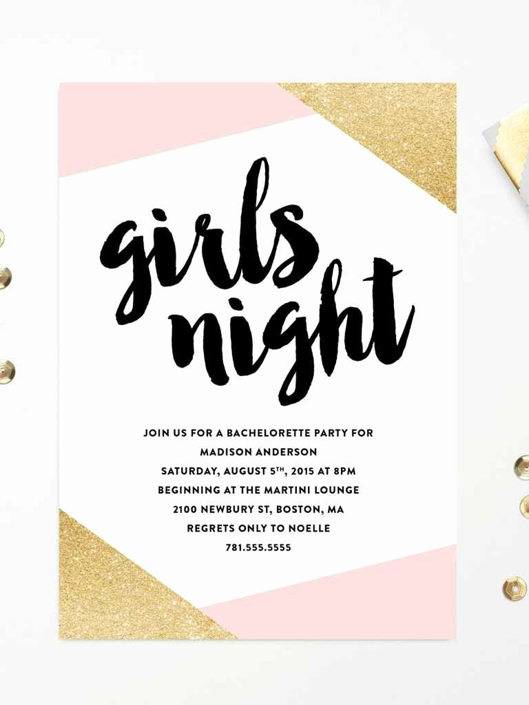 Bachelorette Party Invite Template Lovely 14 Printable Bachelorette Party Invitation Templates