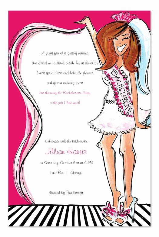 Bachelorette Party Invite Template Unique Free Bachelorette Party Invitation Template Word