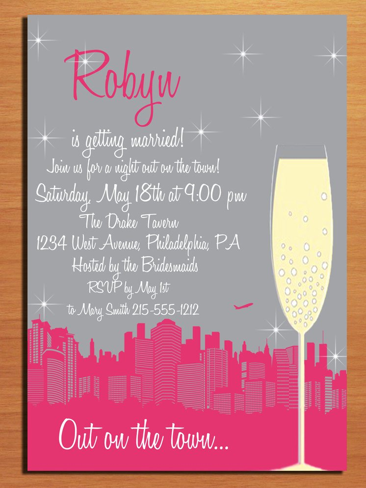 Bachelors Party Invitation Template Fresh Bachelorette Party Invitation Templates Free