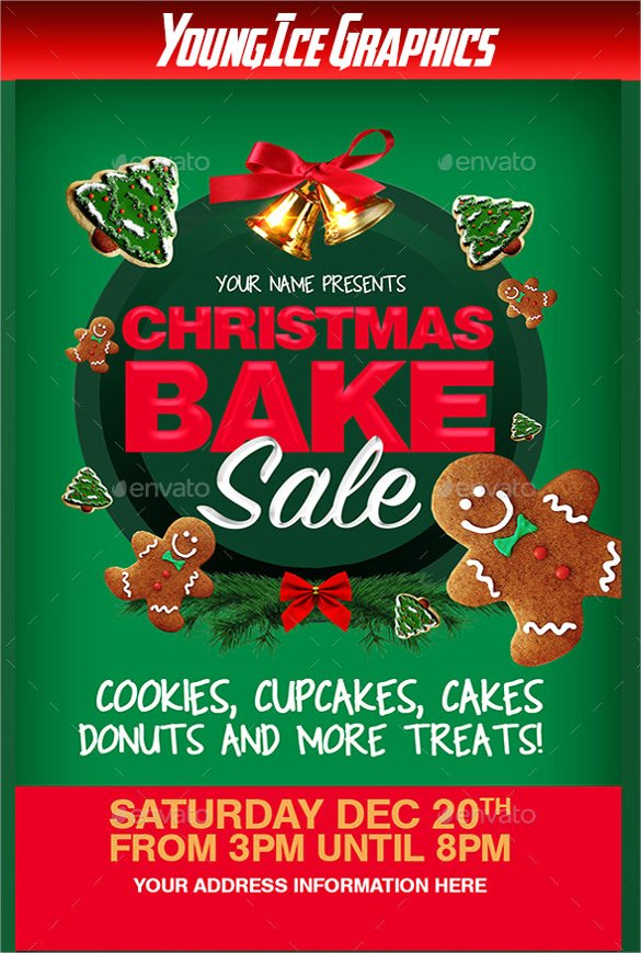 Bake Sale Flyer Template Inspirational 20 Bake Sale Flyer Templates