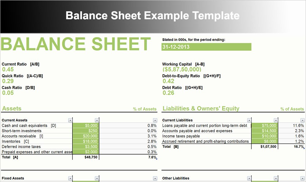 Balance Sheet Template Word Lovely 10 Balance Sheet Template Free Word Excel Pdf formats