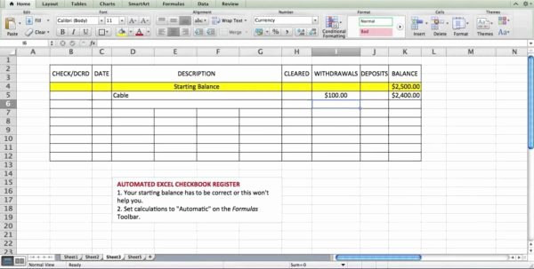 Bank Reconciliation Excel Template New Printable Bank Reconciliation Worksheet Excel Bank Account