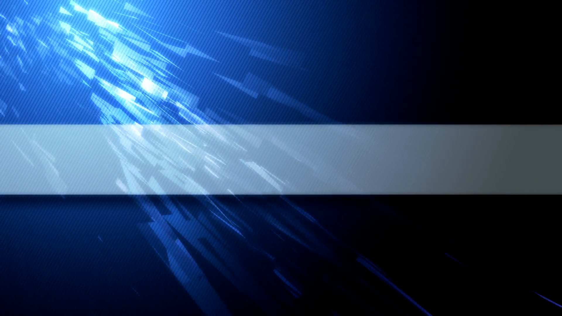Banner Template No Text Best Of Blue Abstract Video Background with Copy Space for Your