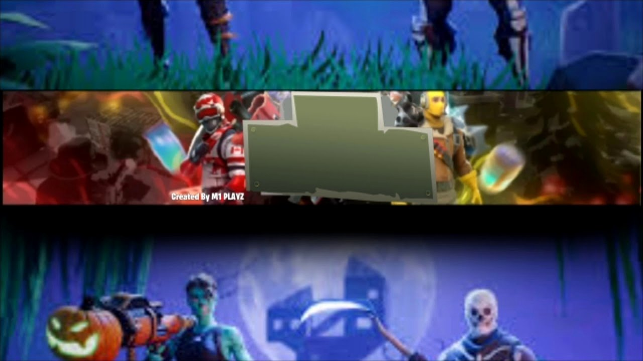 Banner Template No Text Best Of fortnite Youtube Banner Template No Text
