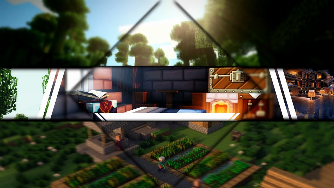 Banner Template No Text Inspirational [free] Epic Minecraft Youtube Banner Template No Text