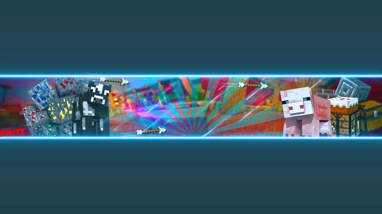 Banner Template No Text Inspirational Free Minecraft Banner