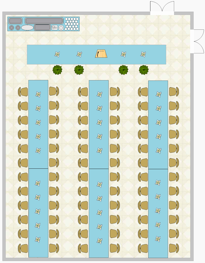 Banquet Seating Chart Template New Banquet Planning software Make Plans for Banquets