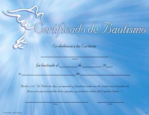 Baptism Certificate Template Word Inspirational Christian Baptism Certificates Blank