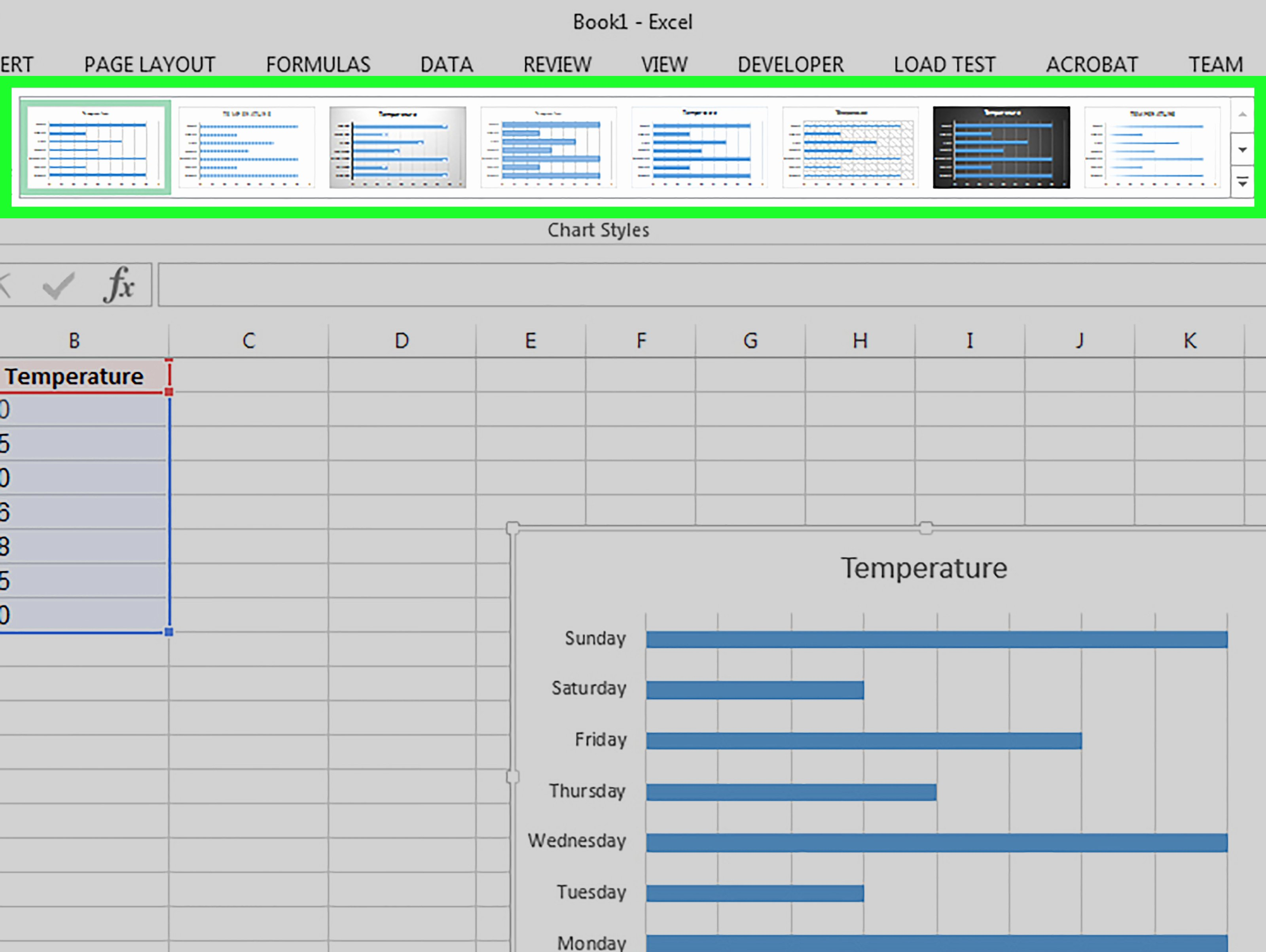 Bar Graph Template Excel Beautiful How to Make A Bar Graph In Excel 10 Steps with
