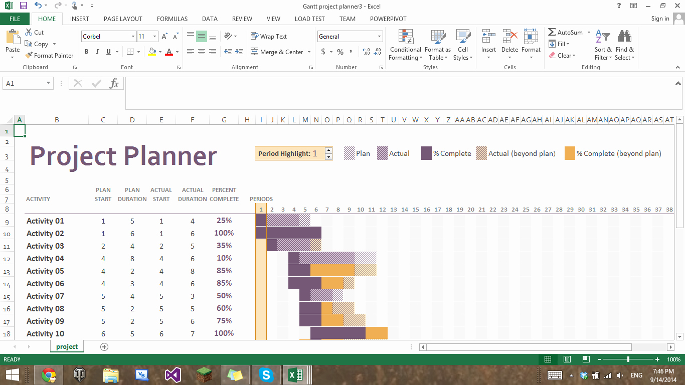 Bar Graph Template Excel Fresh How to Edit A Gantt Project Bar Graph In Excel Super User