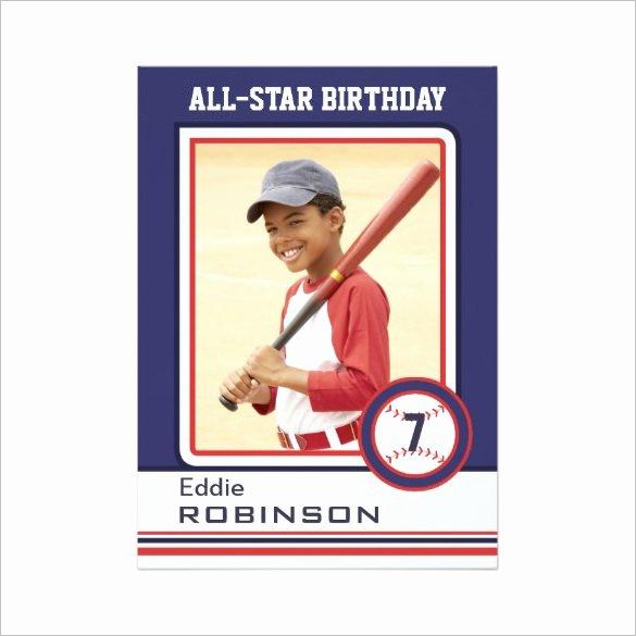 Baseball Card Template Free Best Of Baseball Card Template – 9 Free Printable Word Pdf Psd