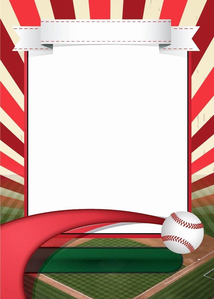 Baseball Card Template Free Best Of Baseball Card Template