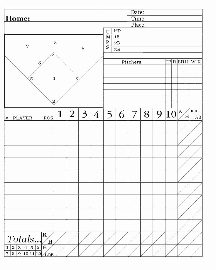 Baseball Field Layout Template Lovely Baseball Field Template Chartreuse Meaning Printable