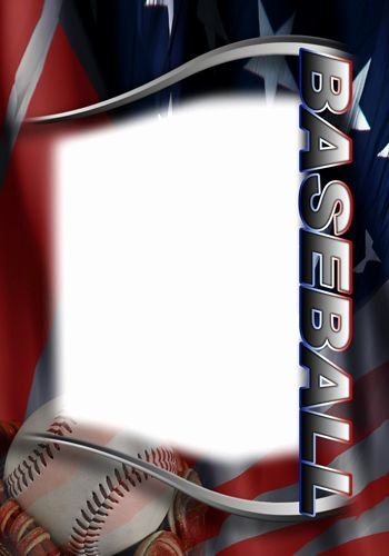Baseball Trading Card Template Elegant Baseball Card Template
