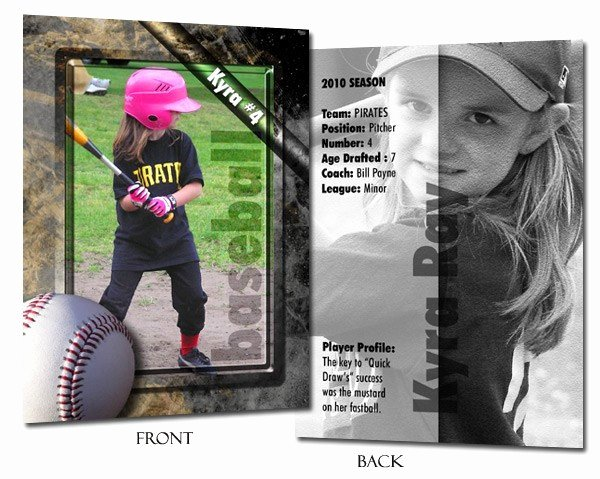 Baseball Trading Card Template Fresh Sports Trading Cards Sports Designs Baseball