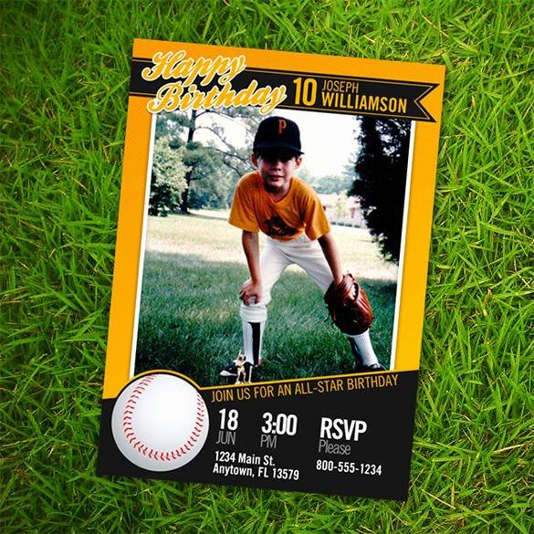 Baseball Trading Card Template Inspirational Baseball Card Template – 9 Free Printable Word Pdf Psd