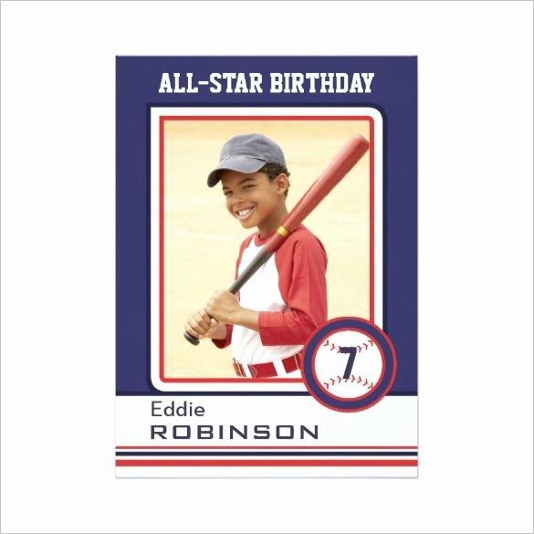 Baseball Trading Card Template New Baseball Card Template – 9 Free Printable Word Pdf Psd