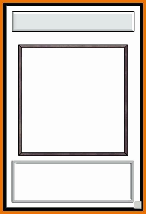 Baseball Trading Card Template New Blank Trading Card Template – Flybymedia