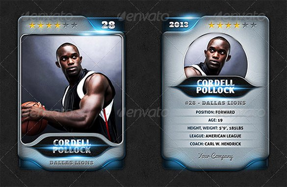 Baseball Trading Cards Template Elegant 33 Trading Card Template Word Pdf Psd Eps