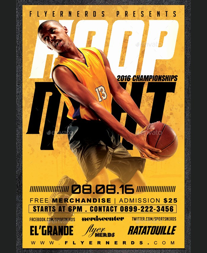 Basketball Camp Flyer Template New 36 Basketball Flyer Psd Templates Free & Premium Designyep