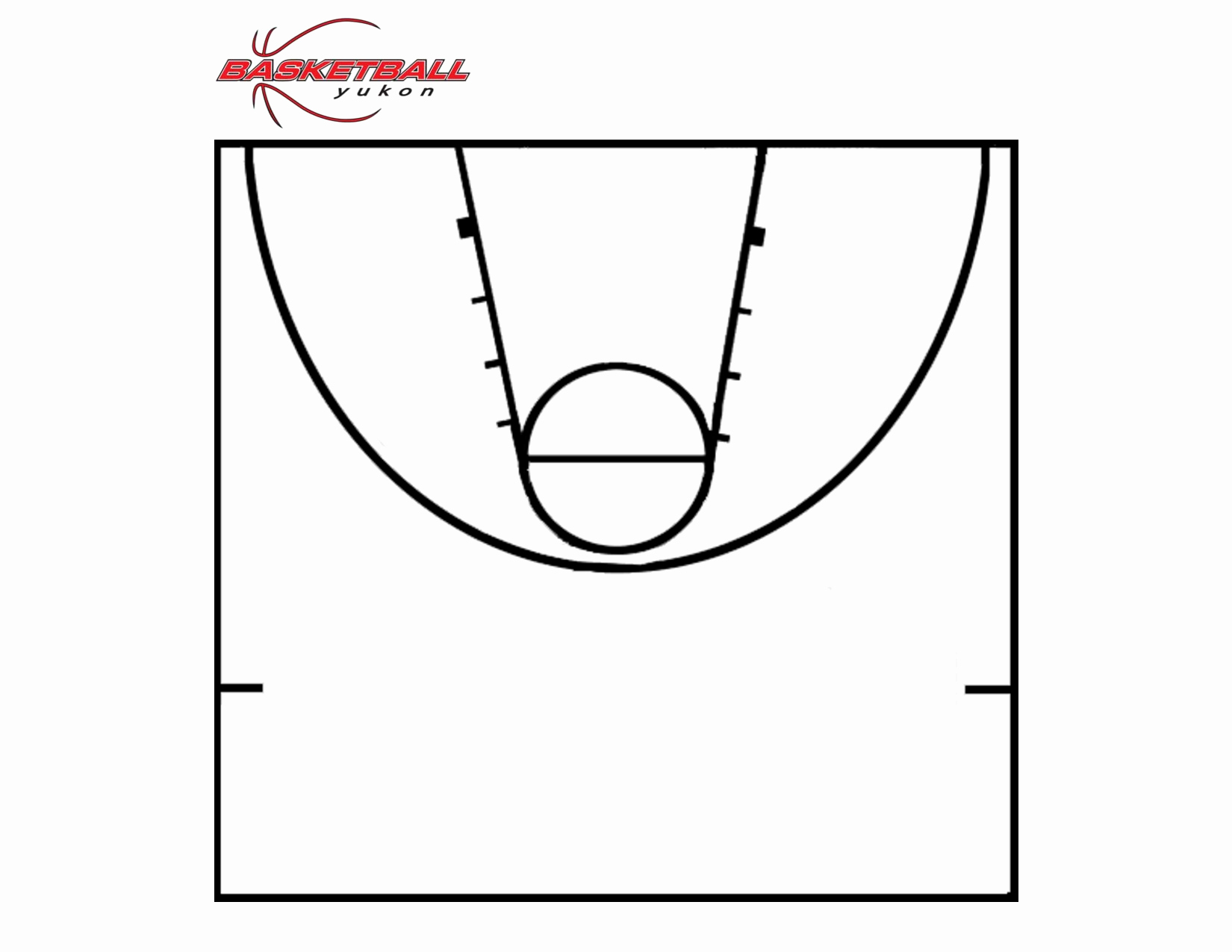 Basketball Court Design Template Awesome Best S Of Printable Basketball Court Template