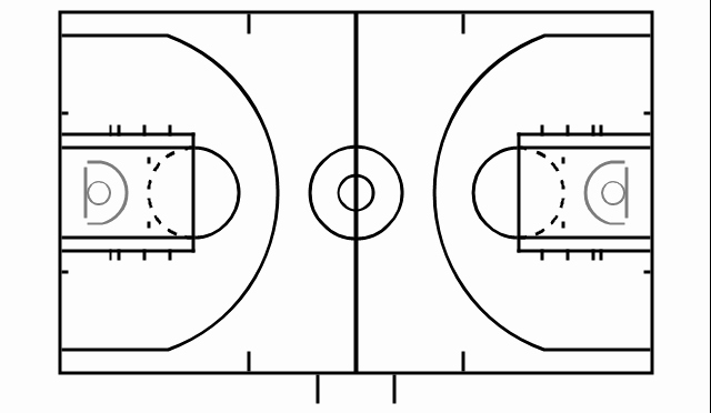 Basketball Court Design Template Beautiful Basketball Court Diagram Unmasa Dalha