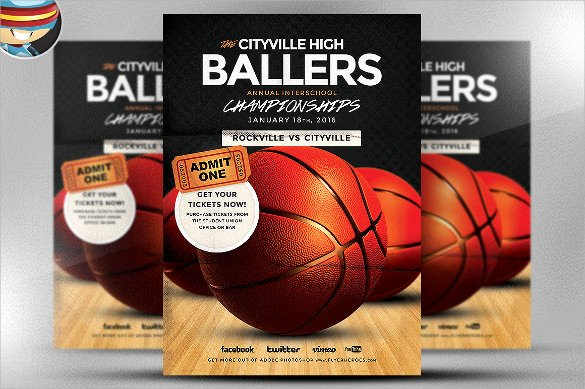 Basketball Flyer Template Free Elegant 24 Basketball Flyer Templates to Download