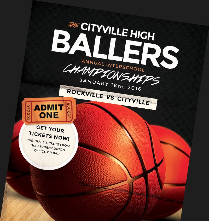 Basketball Flyer Template Free Lovely Basketball Flyer Templates for Basketball event Promotions