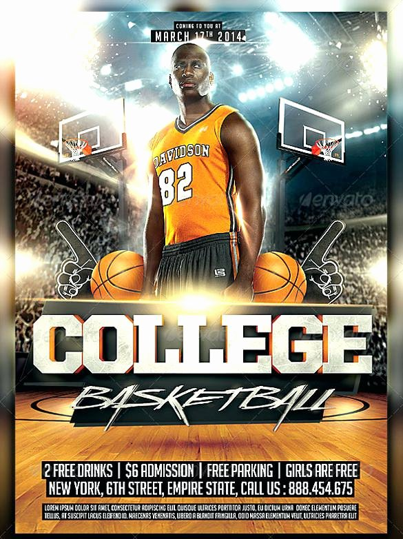 Basketball Flyer Template Free Luxury Basketball tournament Flyer Template – Btcromaniafo