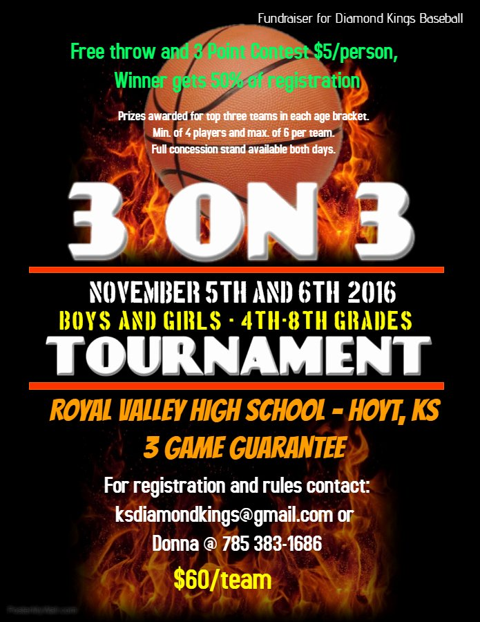 Basketball Flyer Template Free Unique 3 3 Basketball tournament Flyer Template 3 3