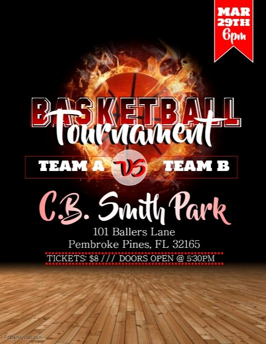 Basketball tournament Flyer Template Beautiful Copy Of Basketball tournament Flyer