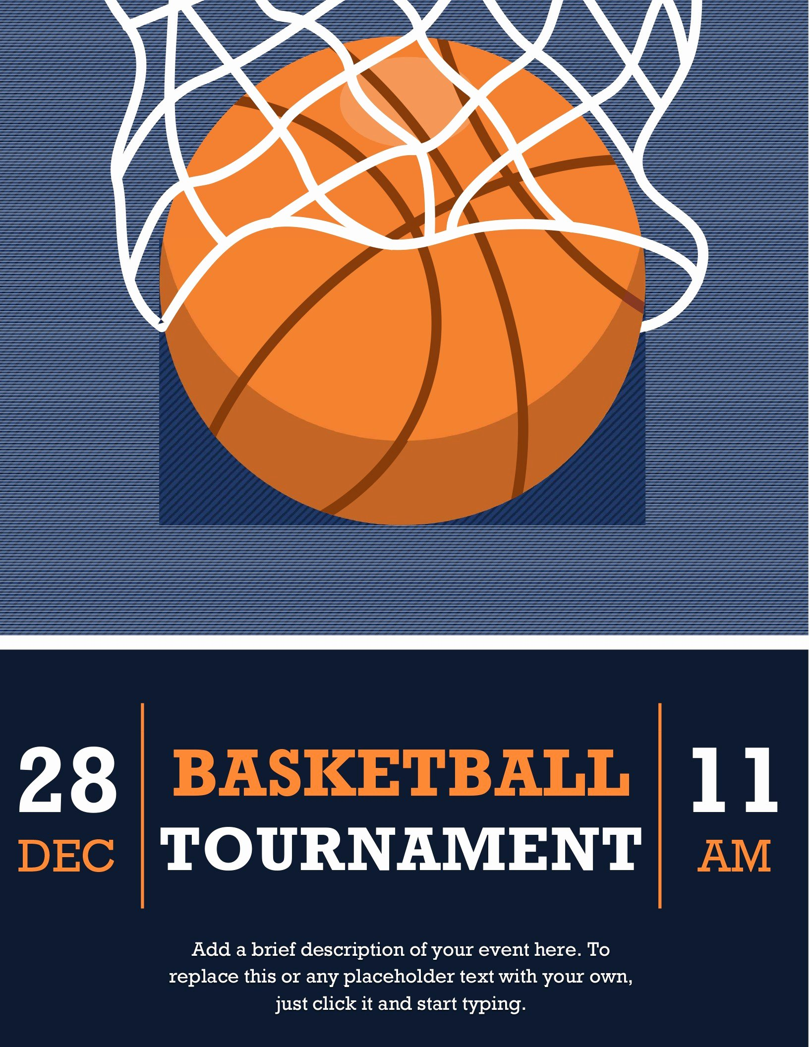 Basketball tournament Flyer Template Beautiful Flyers Fice